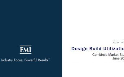 Design-Build Utilization – Combined Market Study