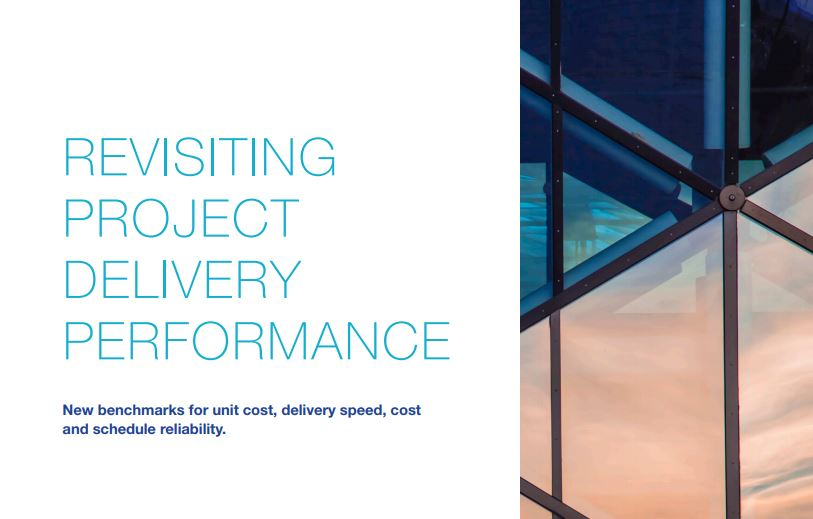 Design-build is the Best Performing Delivery System for Both Schedule and Cost.