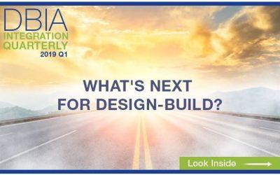 DBIA Integration Quarterly