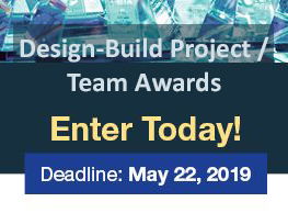 DBIA's Design-Build Project Awards Competition Open