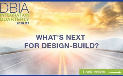 What's Next for Design-Build?